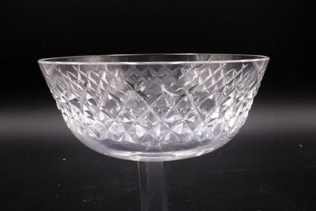"""6 Pc. Waterford """"Alana"""" Crystal Champagne Glasses - 3"""