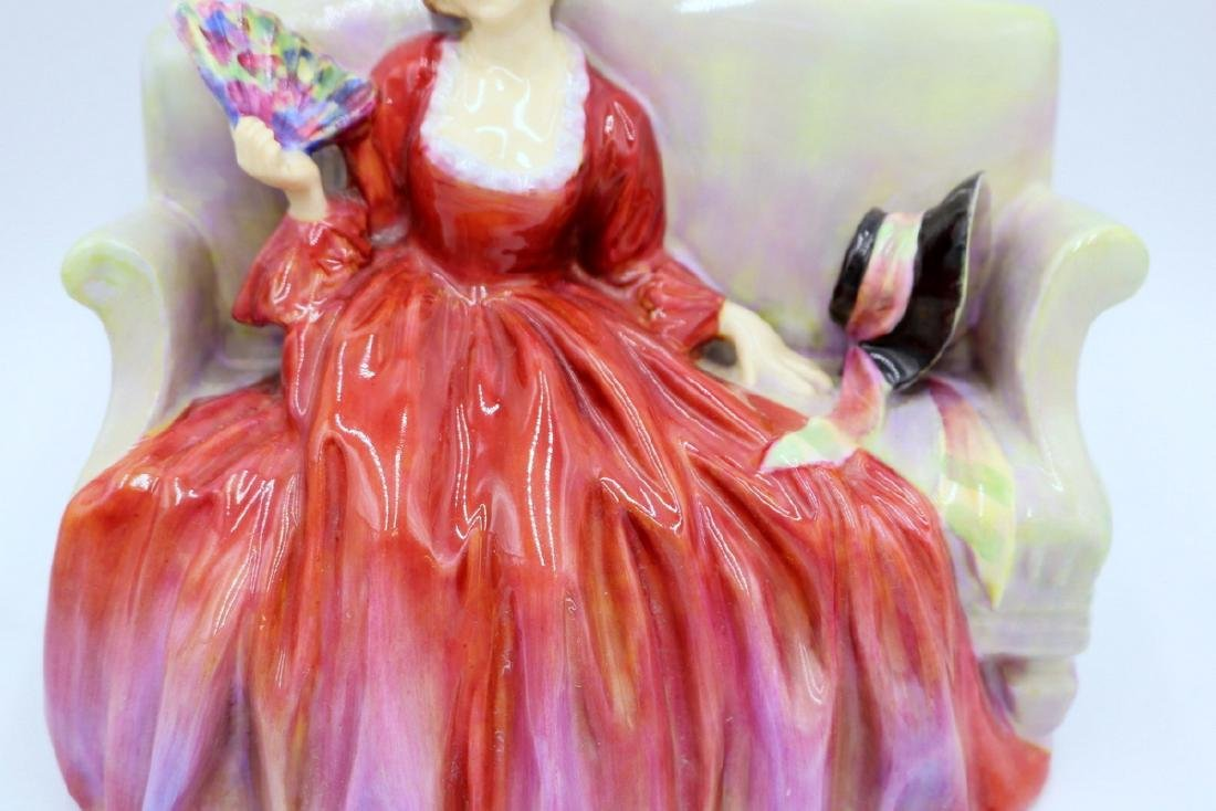 "Royal Doulton ""Sweet & Twenty"" Porcelain Figure - 3"