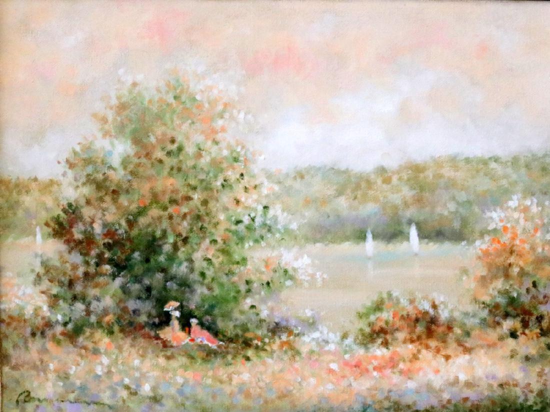 Original Rowenna Anderson Oil Painting