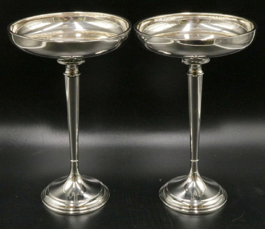 Early 20th C. Wilcox & Wagoner Weighted Sterling