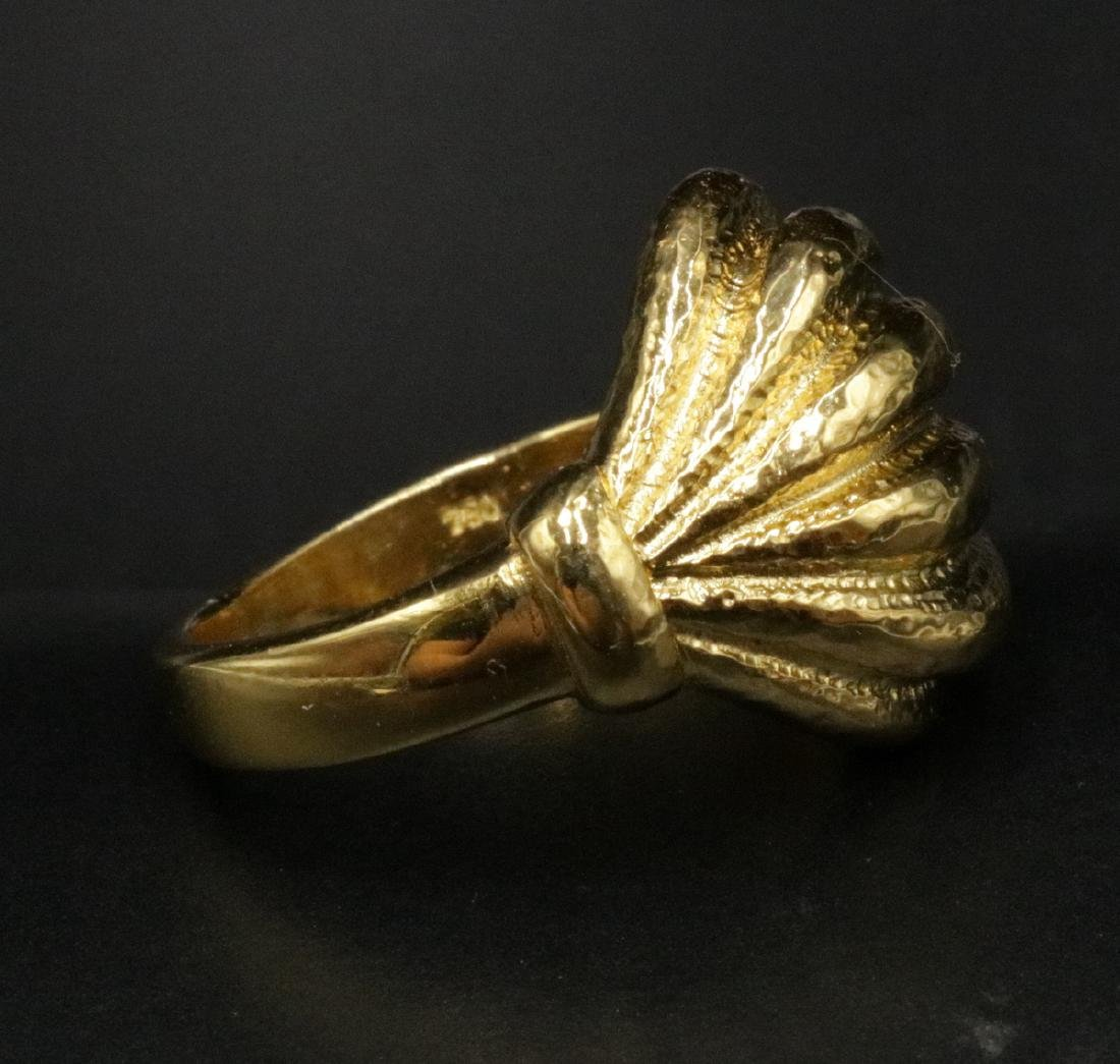 Lalaounis 18Kt Yellow Gold Ring - 2