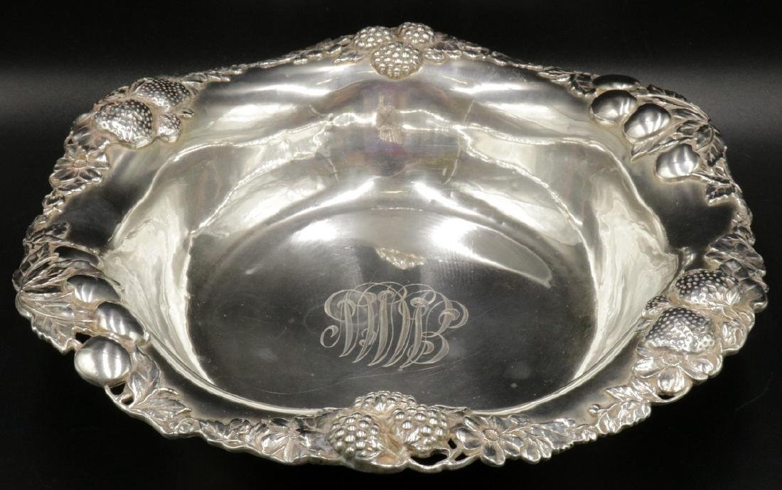 Large Gorham Sterling Silver Bowl