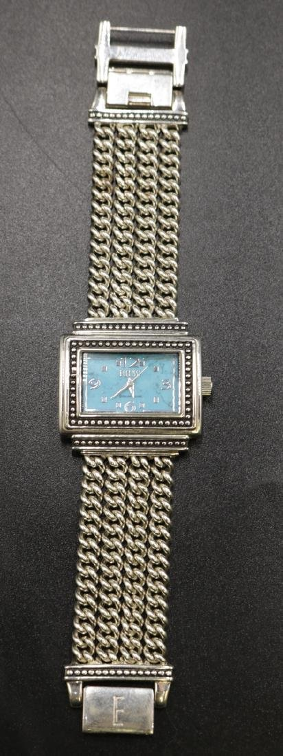 Ecclissi Turquoise & Sterling Ladies Watch
