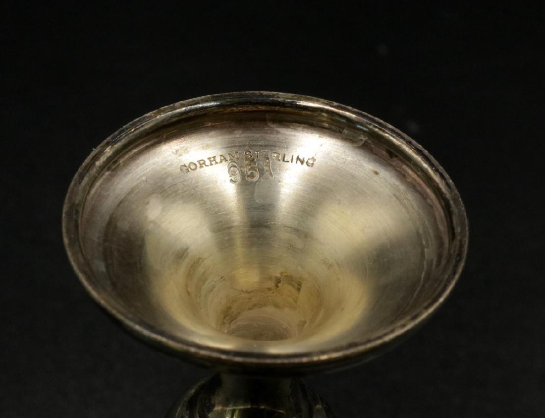 11 Pc. Gorham Sterling Silver Cordials - 3
