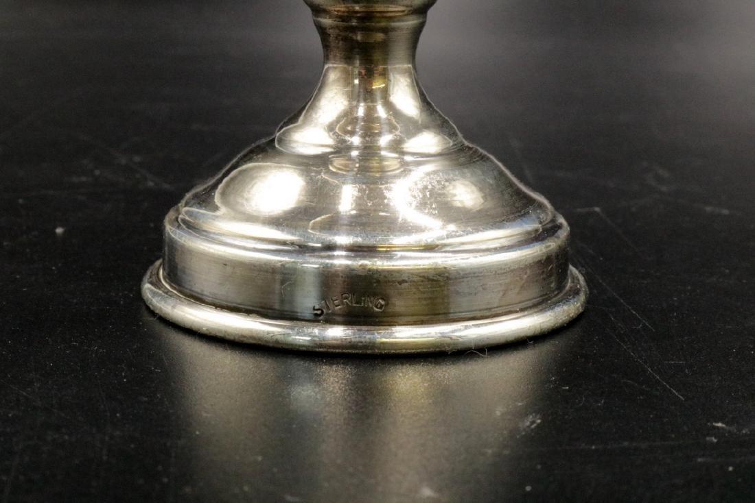 Judaica Sterling Kiddush Cup - 2