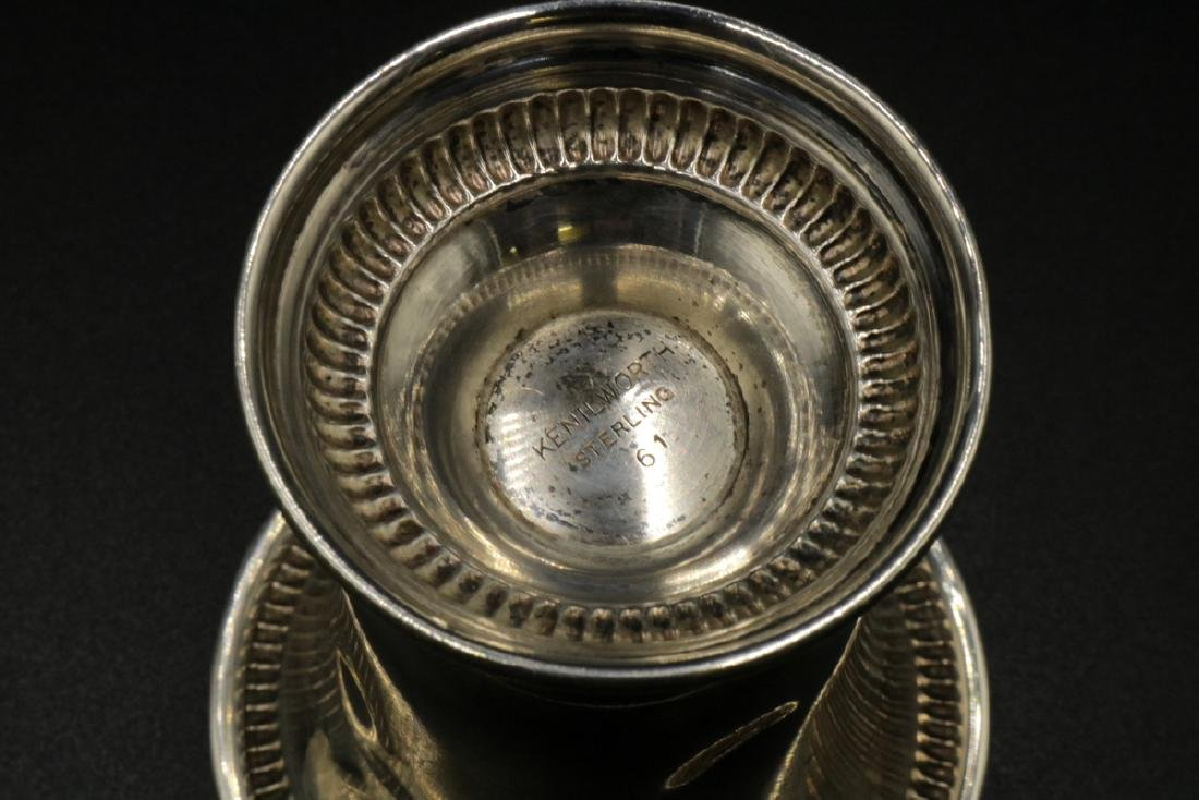 Kenilworth Sterling Silver Footed Cup - 4