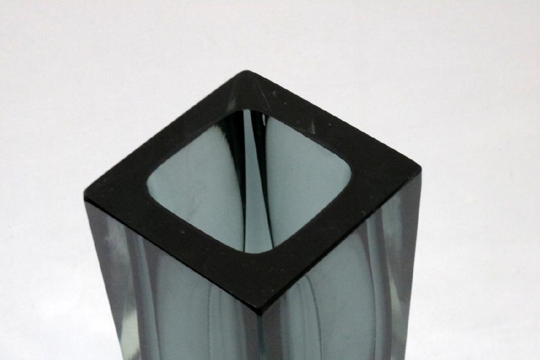 Italian Murano Art Glass Vase - 3