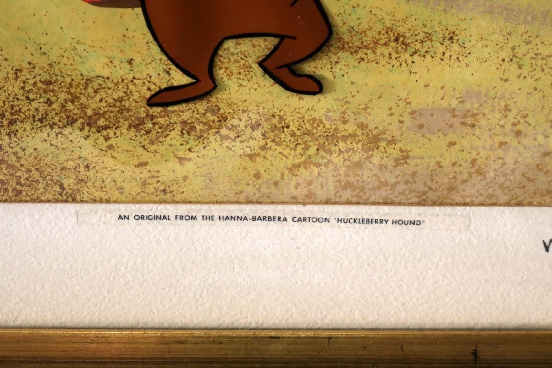 Hanna Barbera Original Animation Cell - 2