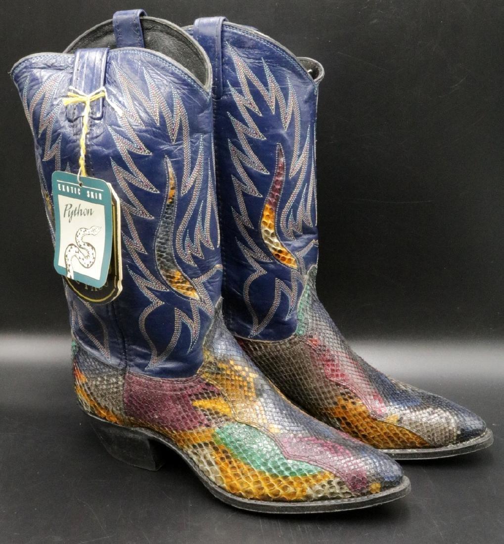 Dan Post El Paso Python Boots