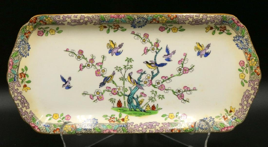 Minton Porcelain Serving Tray