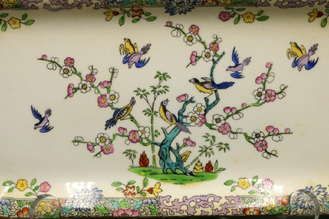 Minton Porcelain Serving Tray - 2