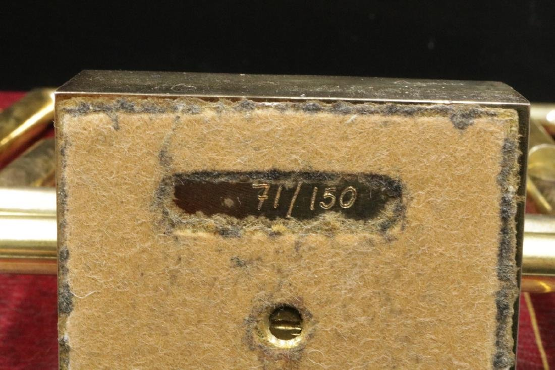 "Yaacov Agam (Israel b. 1928) ""Space Divider"" Kinetic - 8"