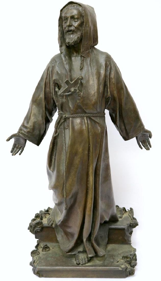 Rare Pasquale Fosca (Italian 1858-1952) Religious
