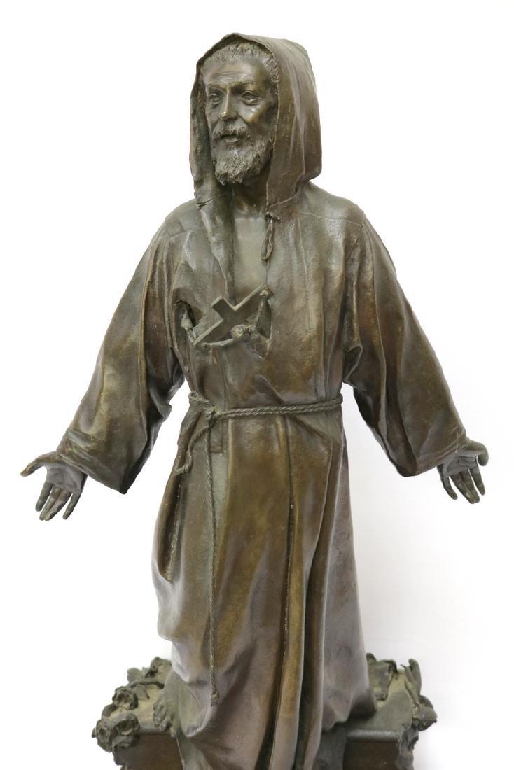 Rare Pasquale Fosca (Italian 1858-1952) Religious - 2