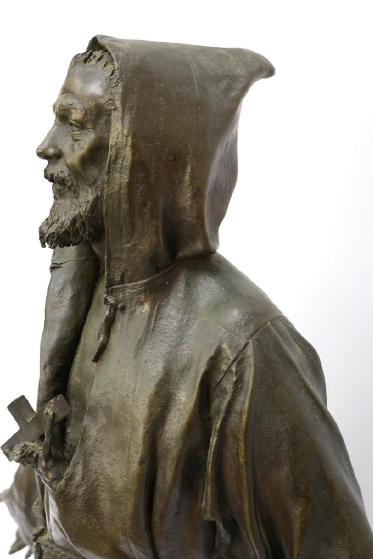 Rare Pasquale Fosca (Italian 1858-1952) Religious - 8
