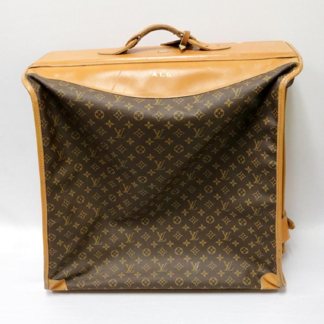 Vintage Louis Vuitton Garment Travel Bag
