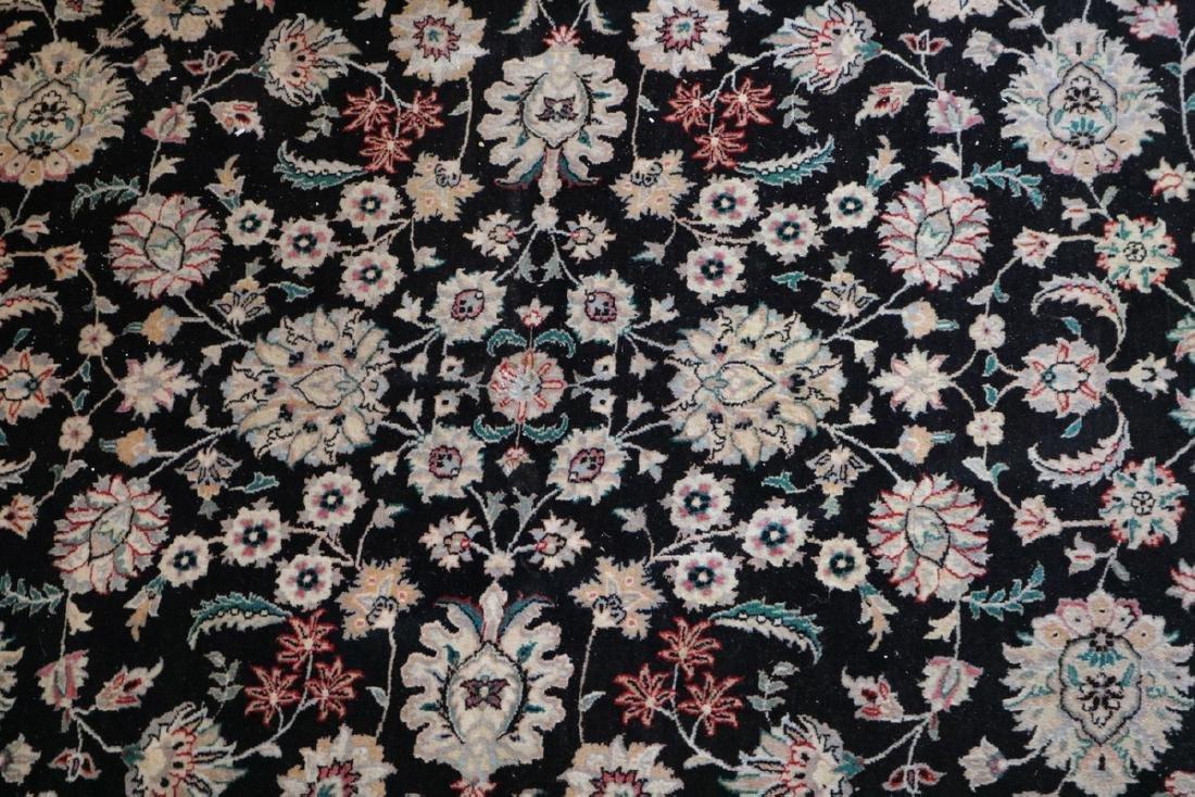 Large 10' x 8' Silk/Wool Rug - 2