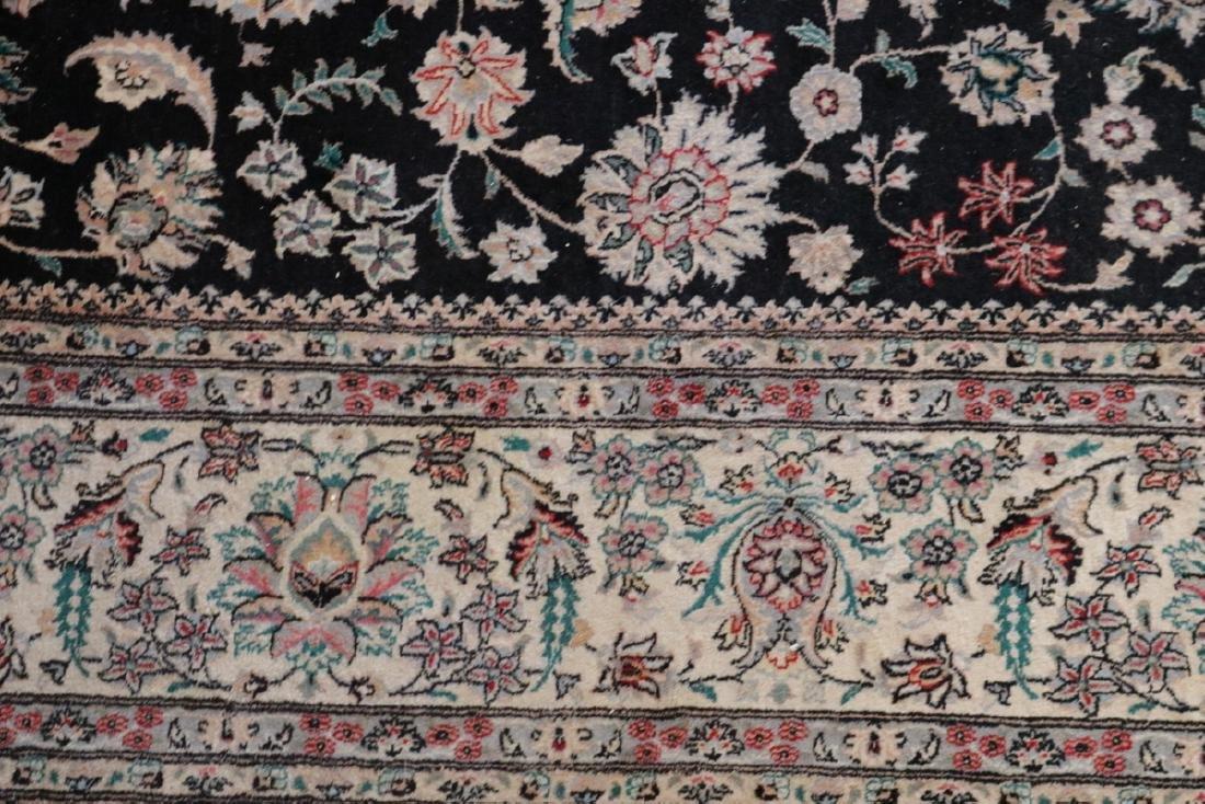 Large 10' x 8' Silk/Wool Rug - 3