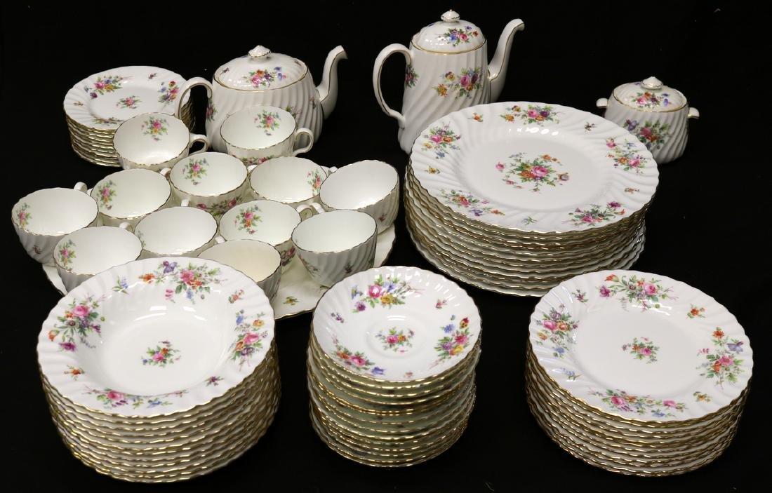 "77 Pc. Mintons ""Marlow"" Porcelain China Set"