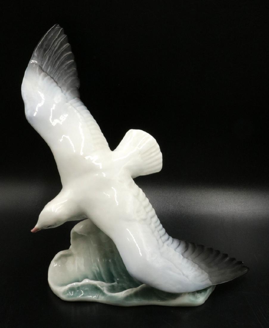 Rosenthal Porcelain Sea Gull Figure