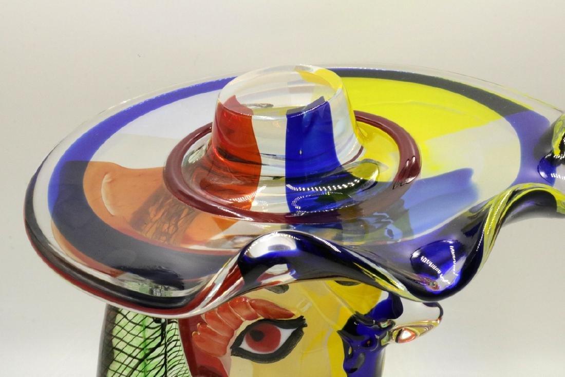 Walter Furlan Italian Murano Art Glass Sculpture - 3