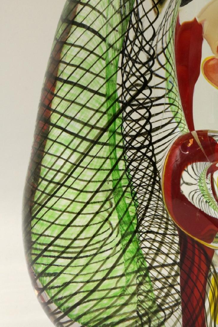 Walter Furlan Italian Murano Art Glass Sculpture - 6