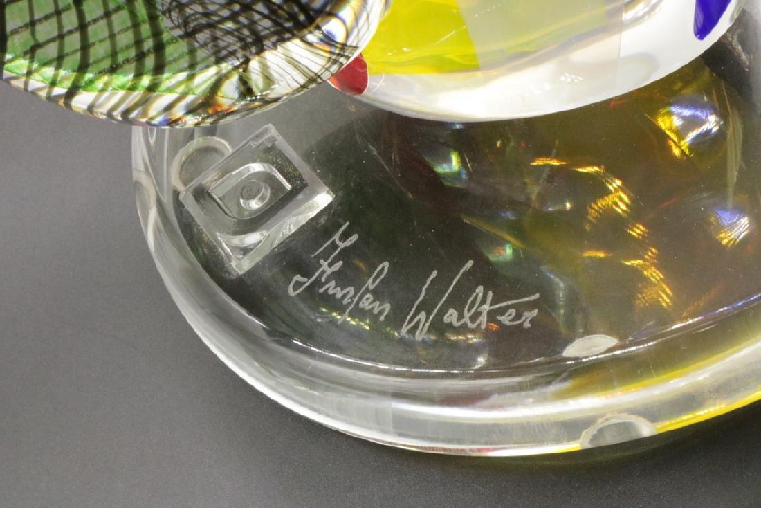 Walter Furlan Italian Murano Art Glass Sculpture - 9
