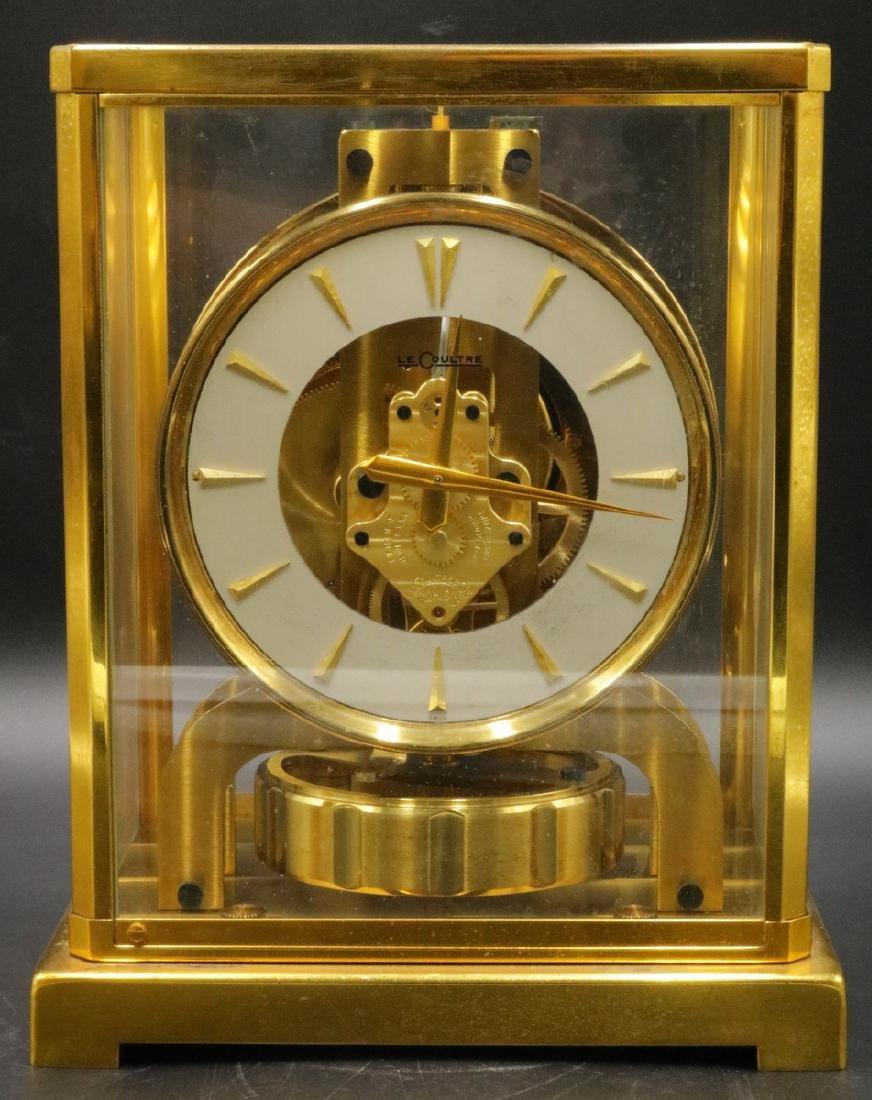 Le Coultre Atmos Mantle Clock