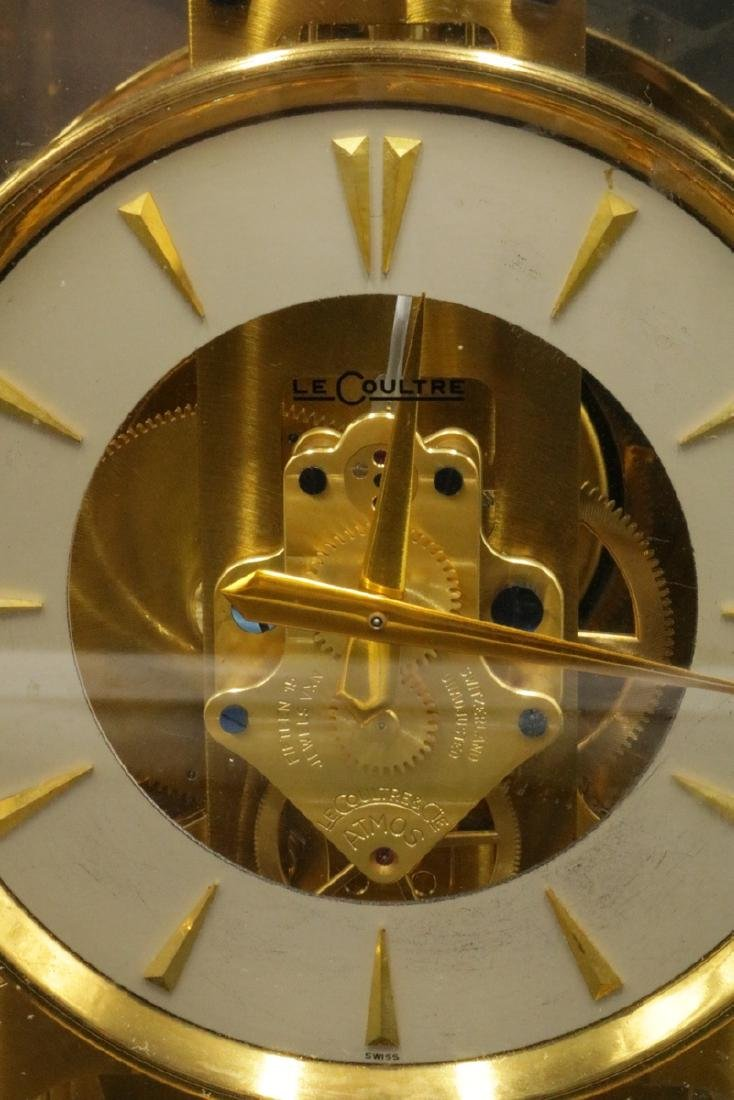 Le Coultre Atmos Mantle Clock - 2