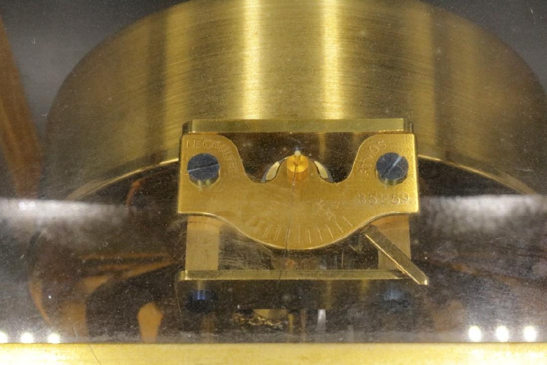 Le Coultre Atmos Mantle Clock - 3
