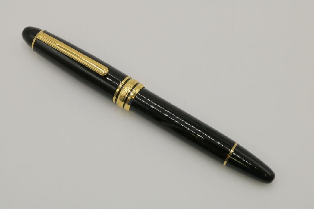Mont Blanc Germany Fountain Pen