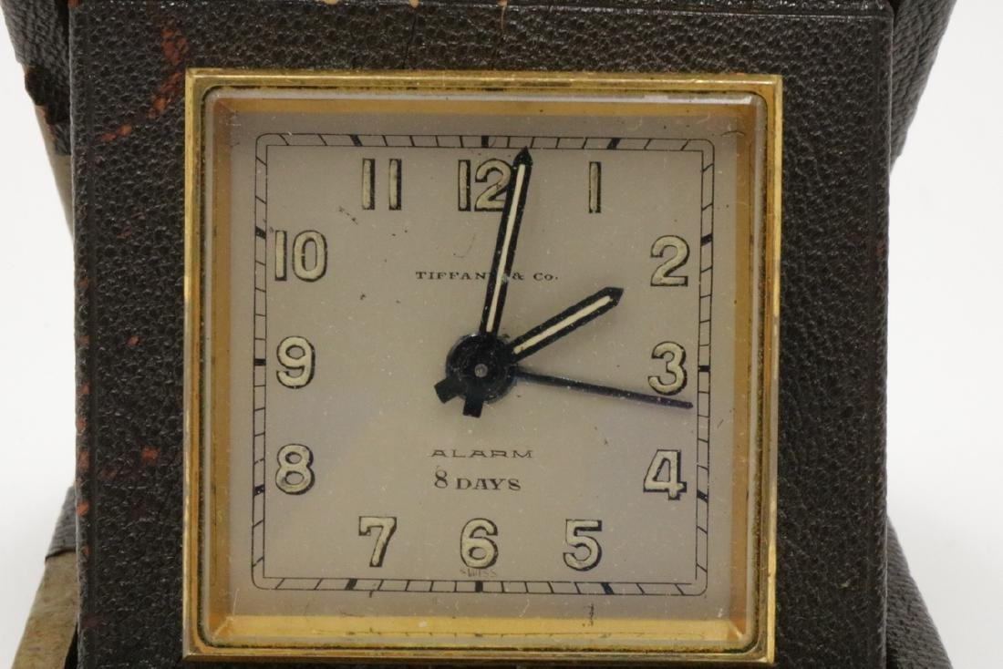 Antique Tiffany & Co. 8-Day Travel Clock - 2