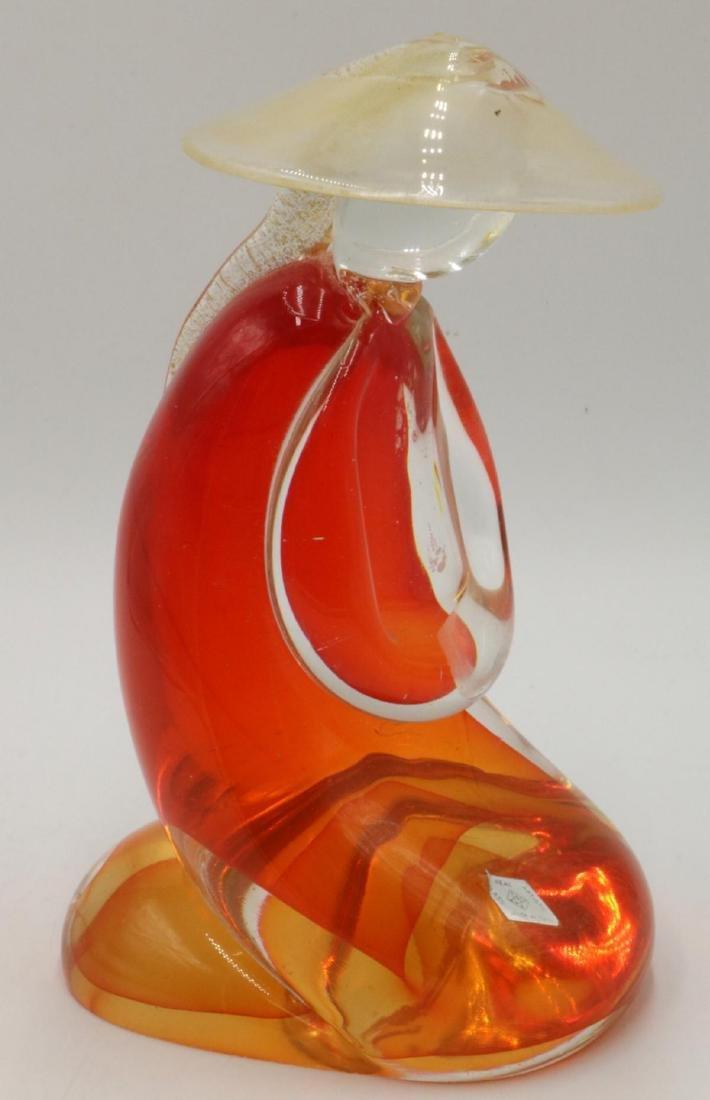 Italian Murano Art Glass Figure