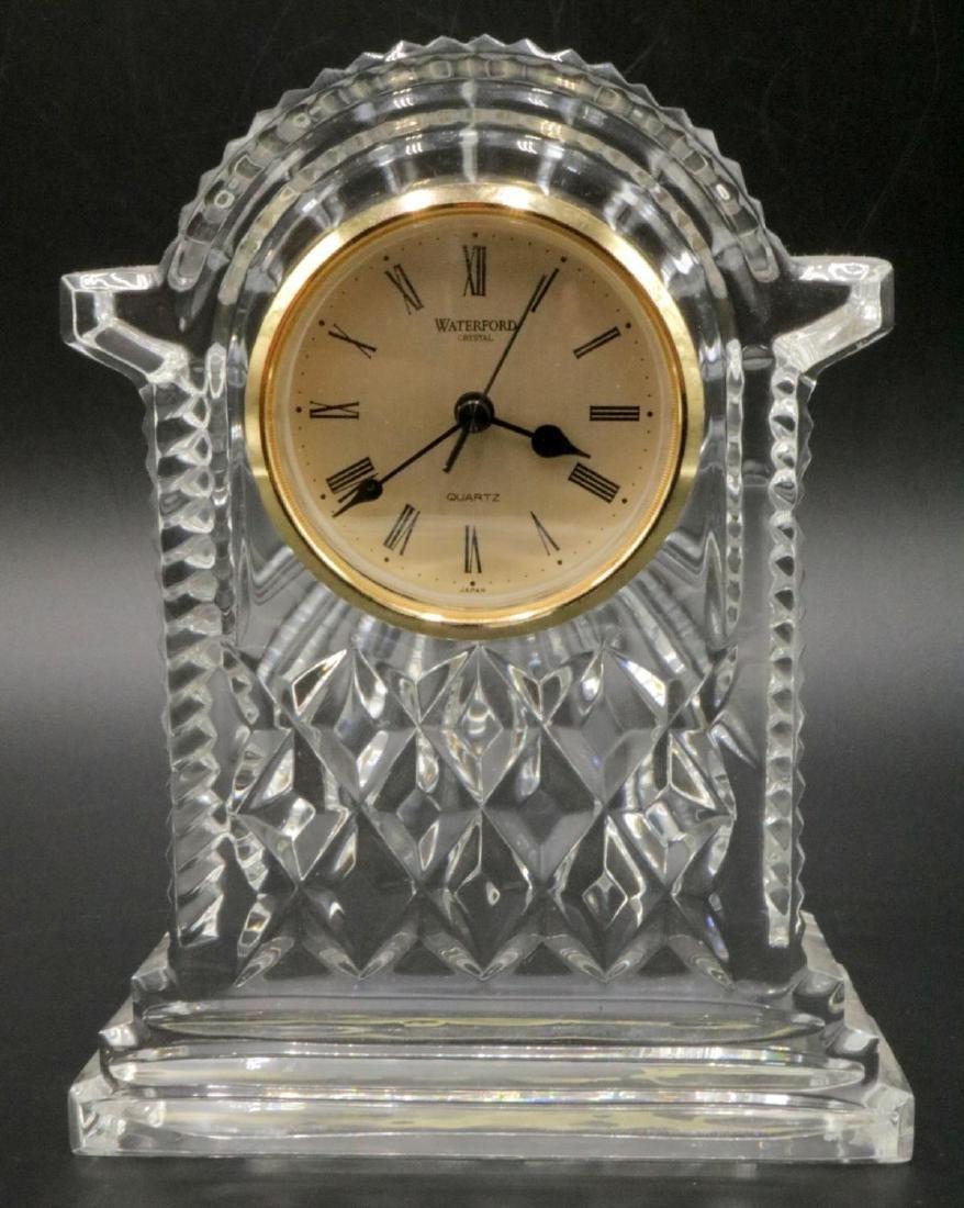 Waterford Crystal Clock