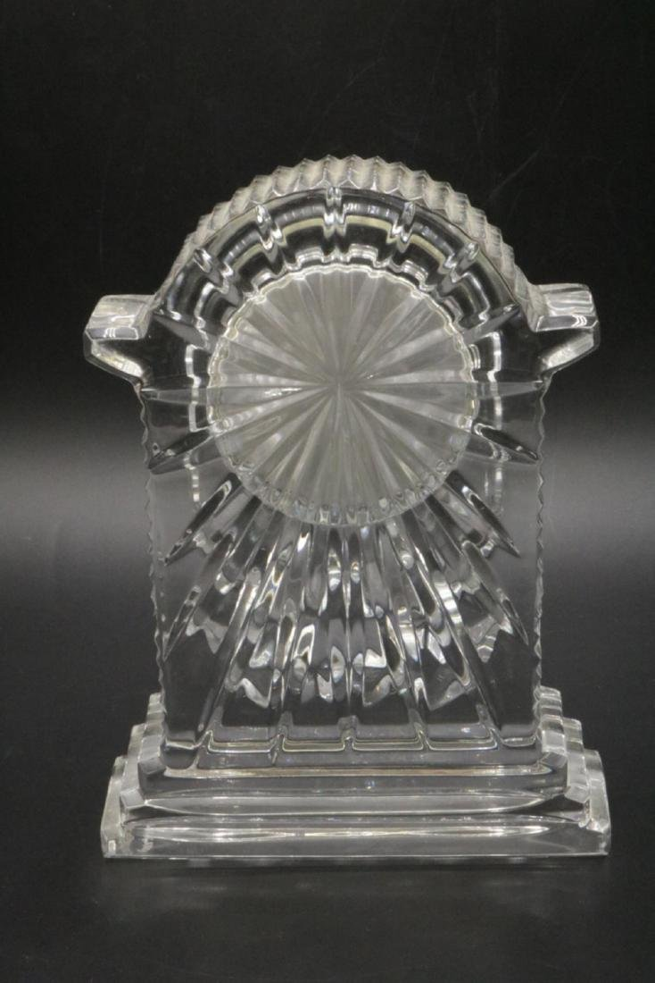 Waterford Crystal Clock - 2