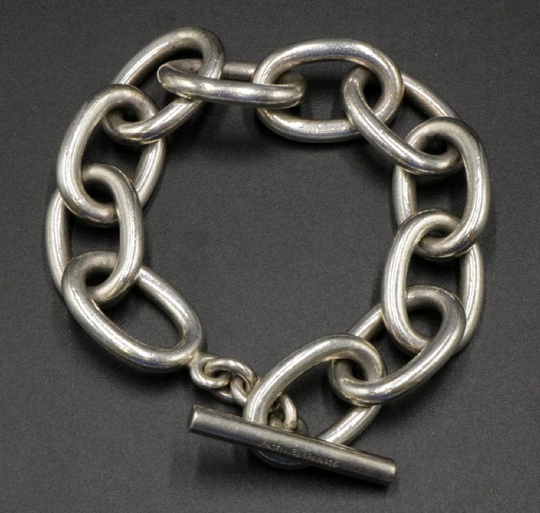 Jondell Spain Sterling Bracelet