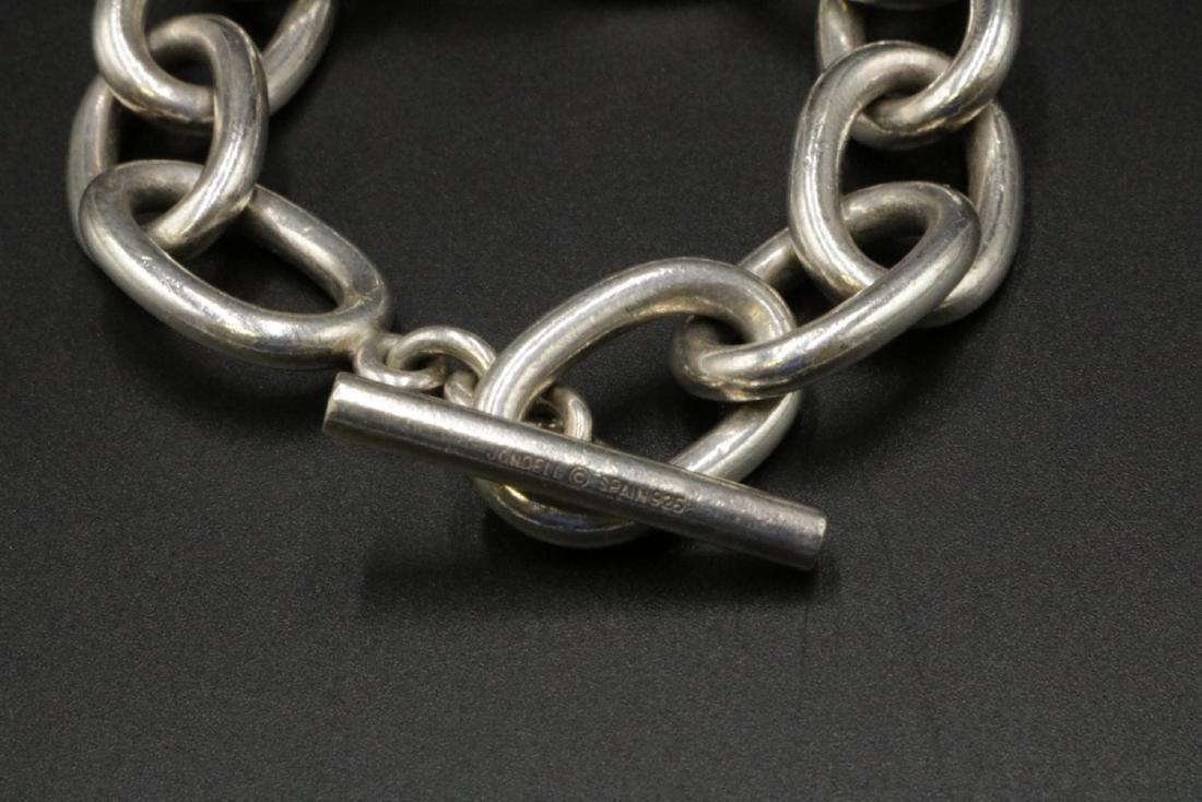 Jondell Spain Sterling Bracelet - 2