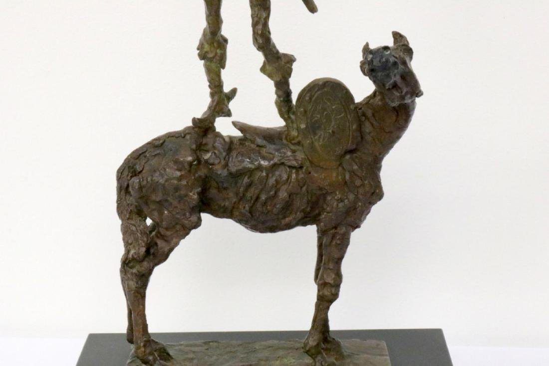 George Gach (American 1909- 1996) Bronze Sculpture - 3