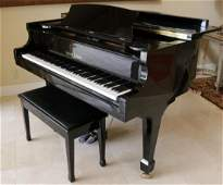 Kohler  Campbell Baby Grand Piano