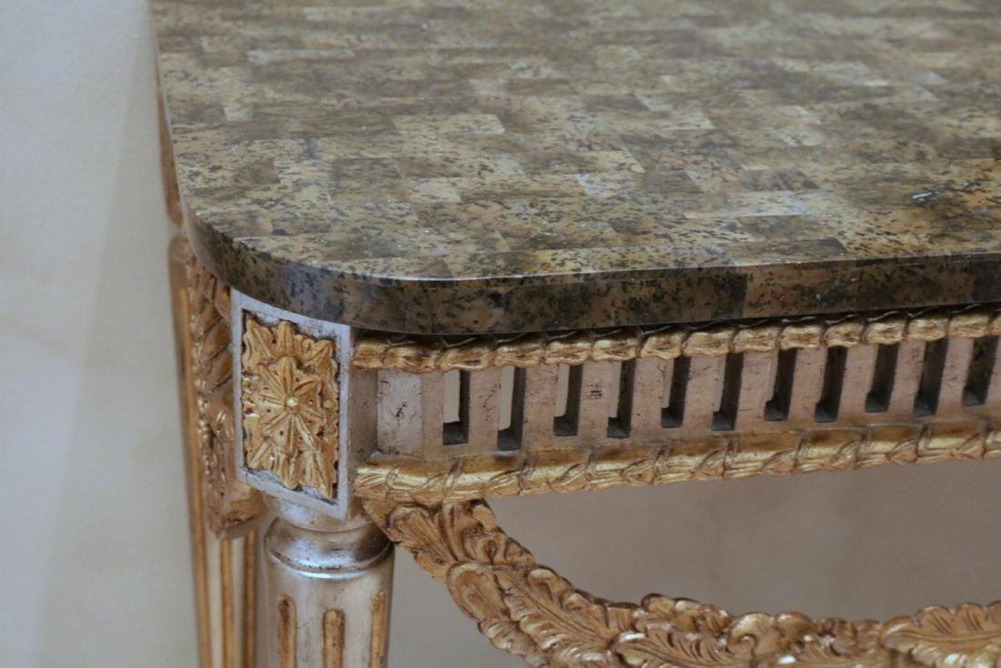 Maitland Smith French Style Wall Tables - 3