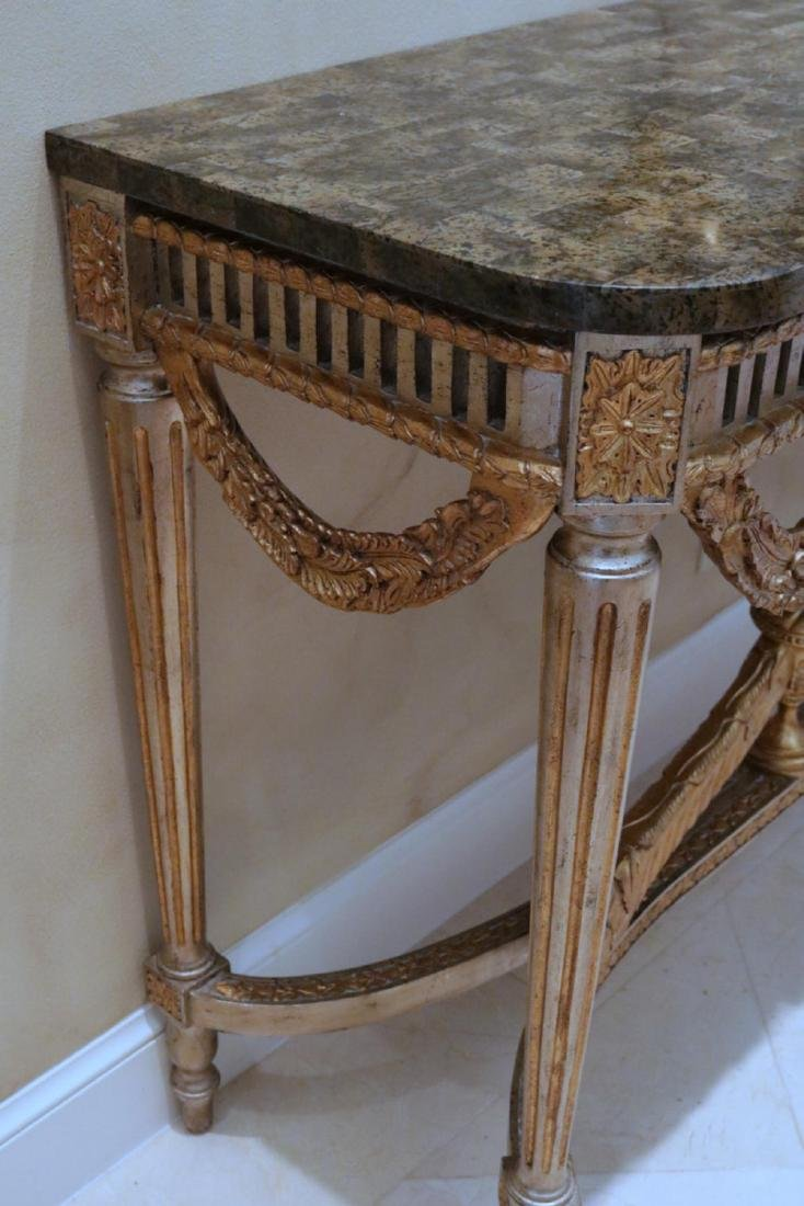 Maitland Smith French Style Wall Tables - 7
