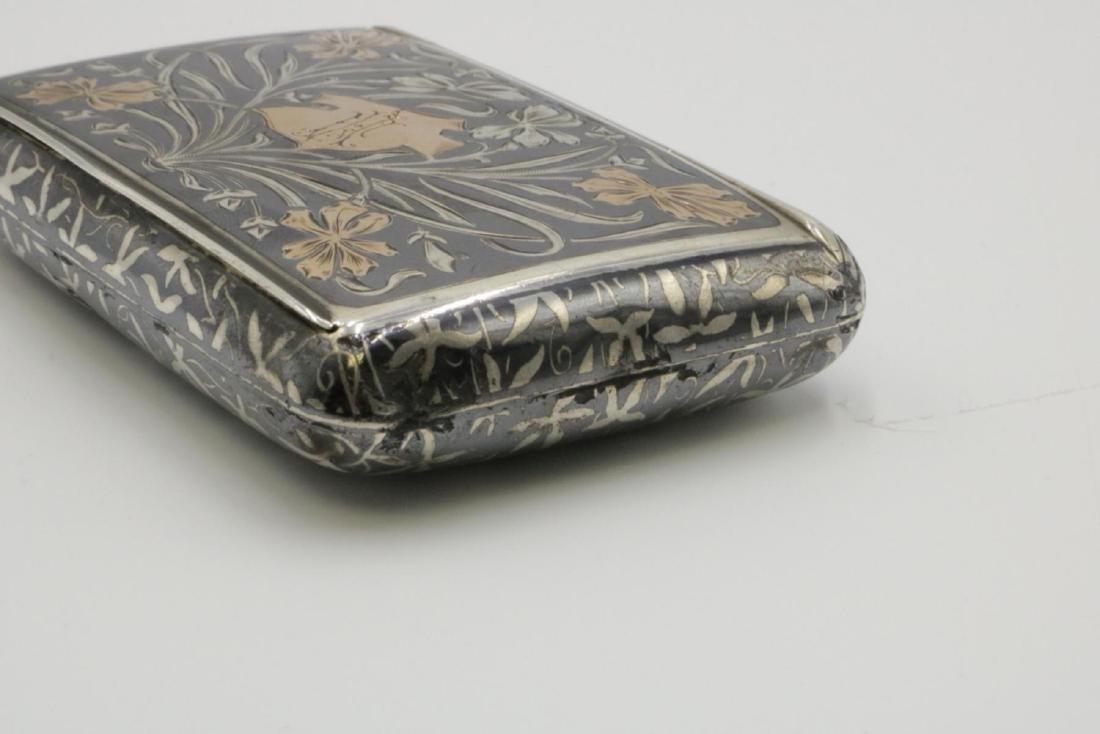 Antique Austrian Sterling Snuff Box - 3