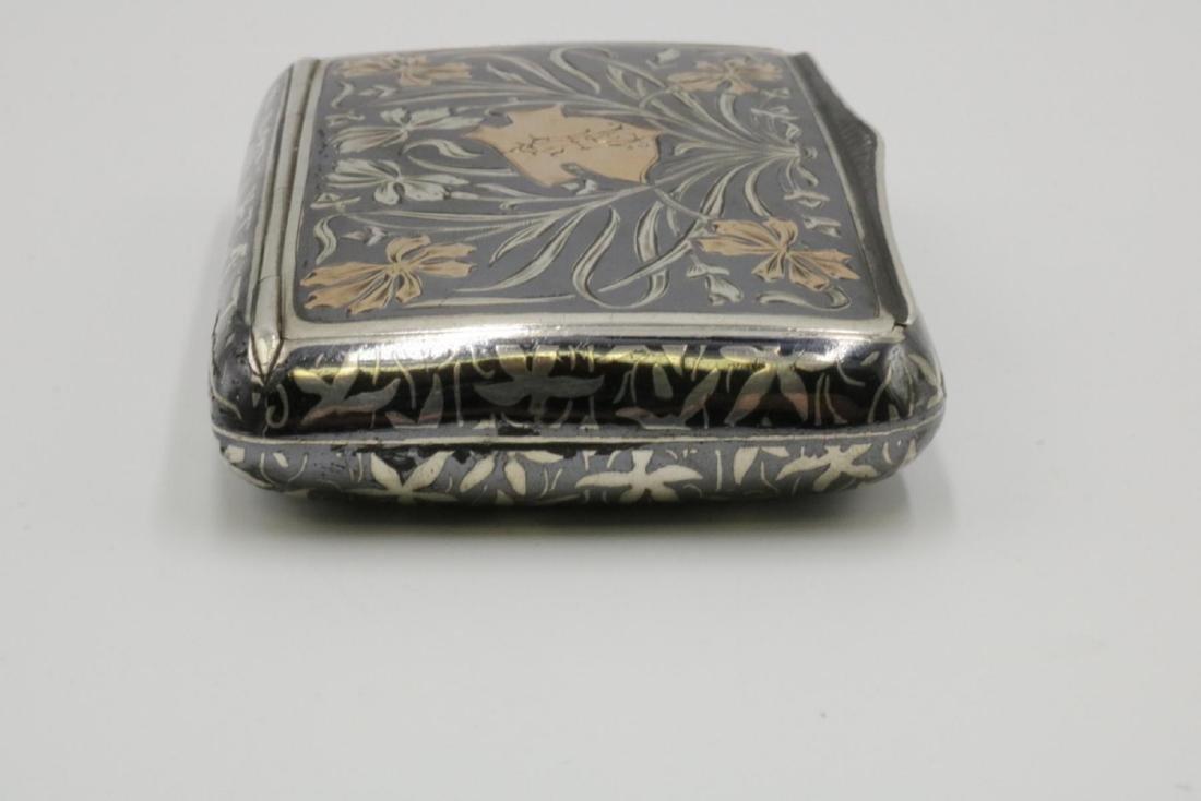 Antique Austrian Sterling Snuff Box - 5