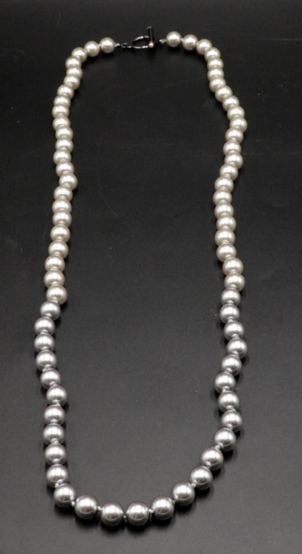 Tahari Pearl Necklace