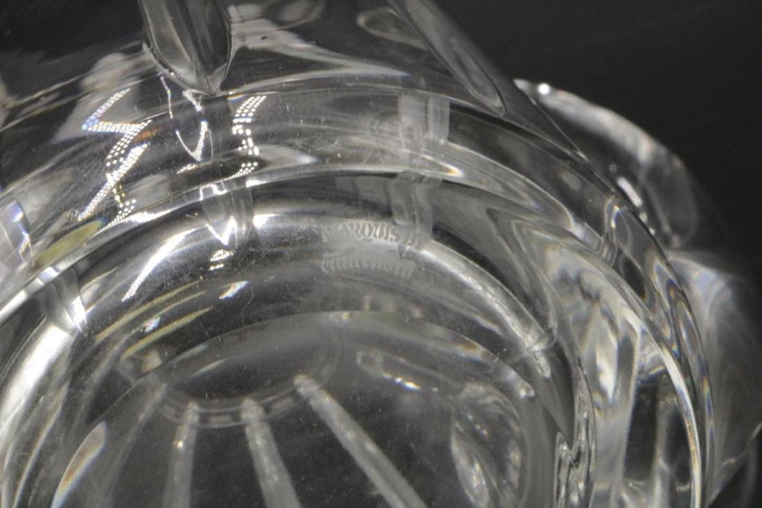 Waterford Marquis Crystal Pitcher - 4