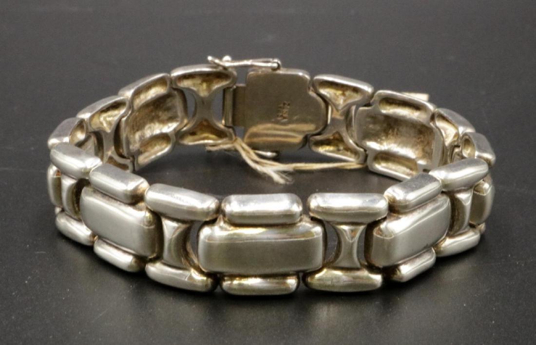 Zina of Beverly Hills Sterling Silver Bracelet
