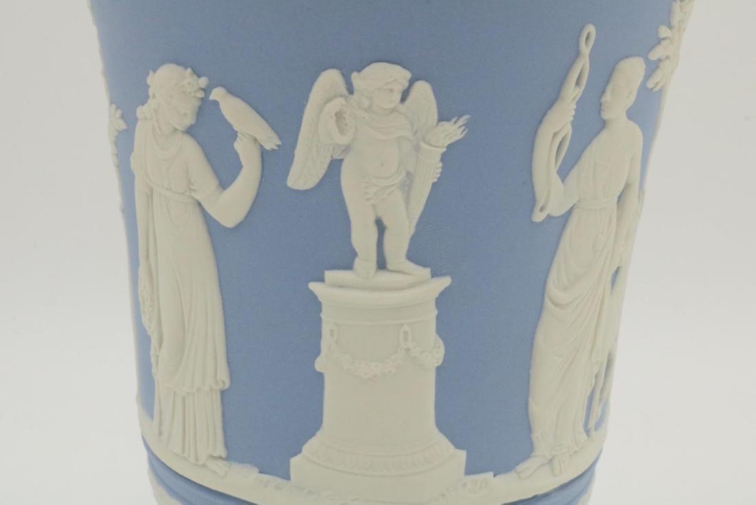 Wedgwood Jasperware Vase - 2