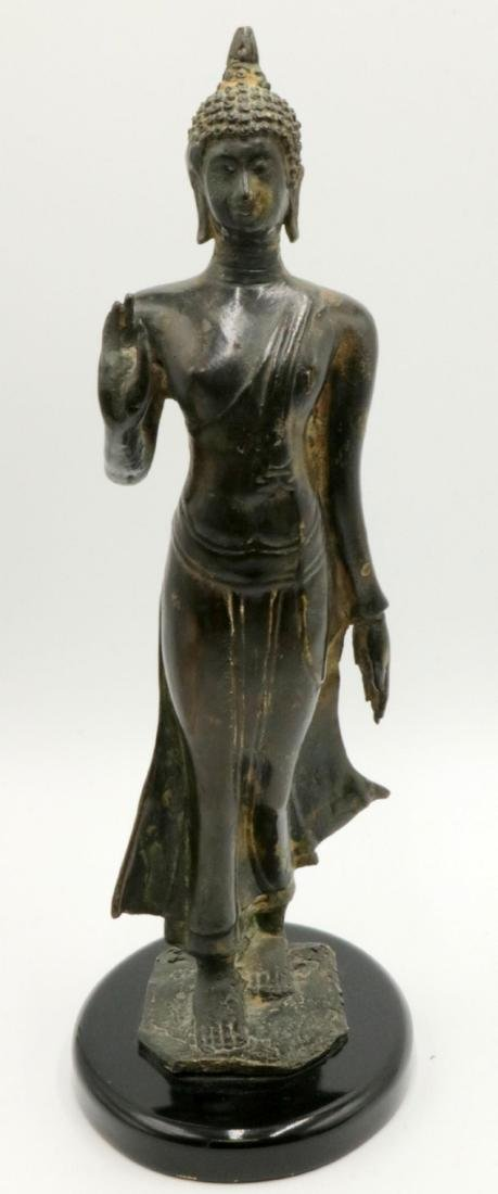 Unsigned Tibetan Bronze Sculpture