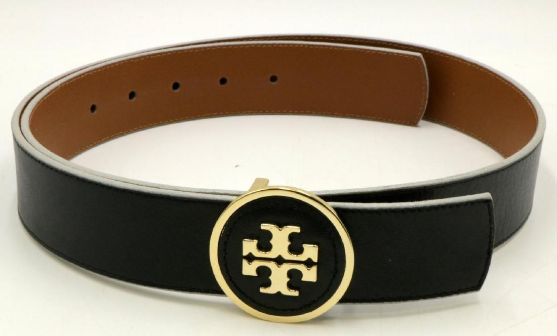 Tony Burch Leather Belt