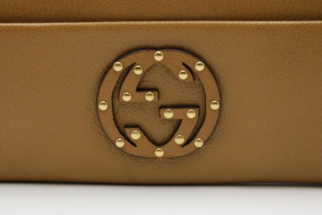 Gucci Brown Leather Ladies Billfold - 2